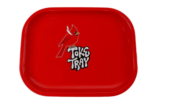 Cardinal Rolling Tray