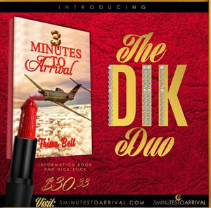 Dik- Duo (BOOK + Lipstick )