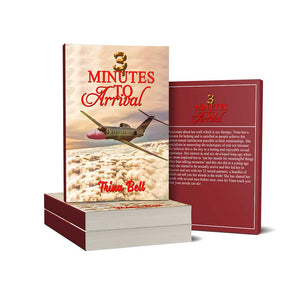 3 Minutes to Arrival Paperback Book