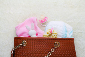 Diaper Bag Essentials- Complete Checklist for your Baby