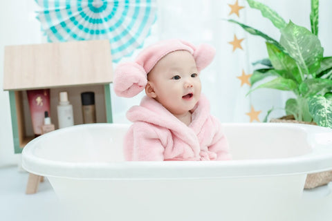 Types of Baby Bath Tubs