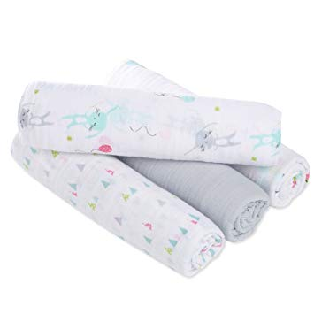 Baby Swaddle Blanket - Sour Patchy