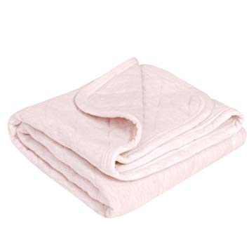 Allergy-Free Quilted Thermal Baby Blanket for Cribs - Sour Patchy