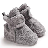Newborn Infant Baby Girls Slippers Shoes - Sour Patchy