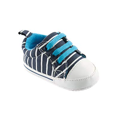 Boy's Print Canvas Sneaker Casual Sneaker - Sour Patchy