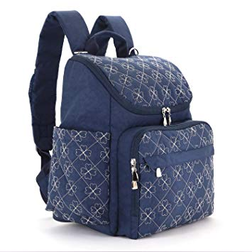 Diaper Bag Backpack with Baby Stroller Straps - Sour Patchy
