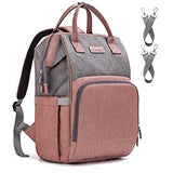 Diaper Bag Backpack Multi-Function Maternity Nappy Bags for Mom & Dad - Sour Patchy