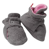 Unisex-Baby Newborn Cozie Fleece Bootie - Sour Patchy