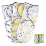 Baby Swaddle Wrap Sack for Newborn Boys and Girls - Sour Patchy