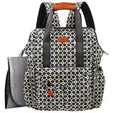 Baby Diaper Bag Backpack W/ Stroller Straps - Sour Patchy