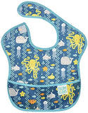 SuperBib, Baby Bib, Waterproof, Washable, Stain and Odor Resistant - Sour Patchy