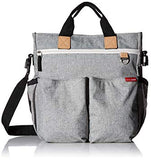 Messenger Diaper Bag with Matching Changing Pad - Sour Patchy