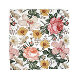 Garden Floral Swaddle Blanket - Sour Patchy