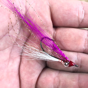 Tying the Bead Chain Clouser Fly