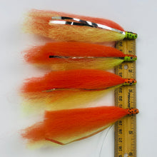 Fire Tiger Trolling Lure Tube Slide Set
