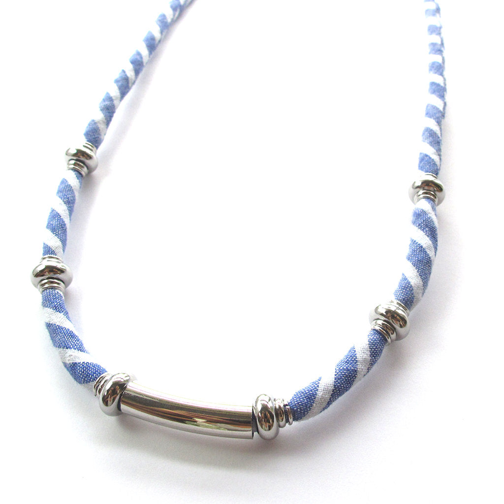 Aquamarine Collection Necklace