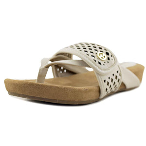 Giani Bernini Womens Releigh Open Toe Casual Slide Sandals