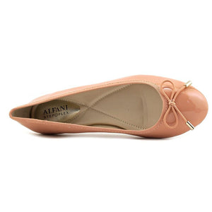 Alfani Womens Aleaa Closed Toe Ballet Flats