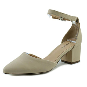 Call It Spring Womens Trivio Pointed Toe Ankle Strap D-orsay Pumps