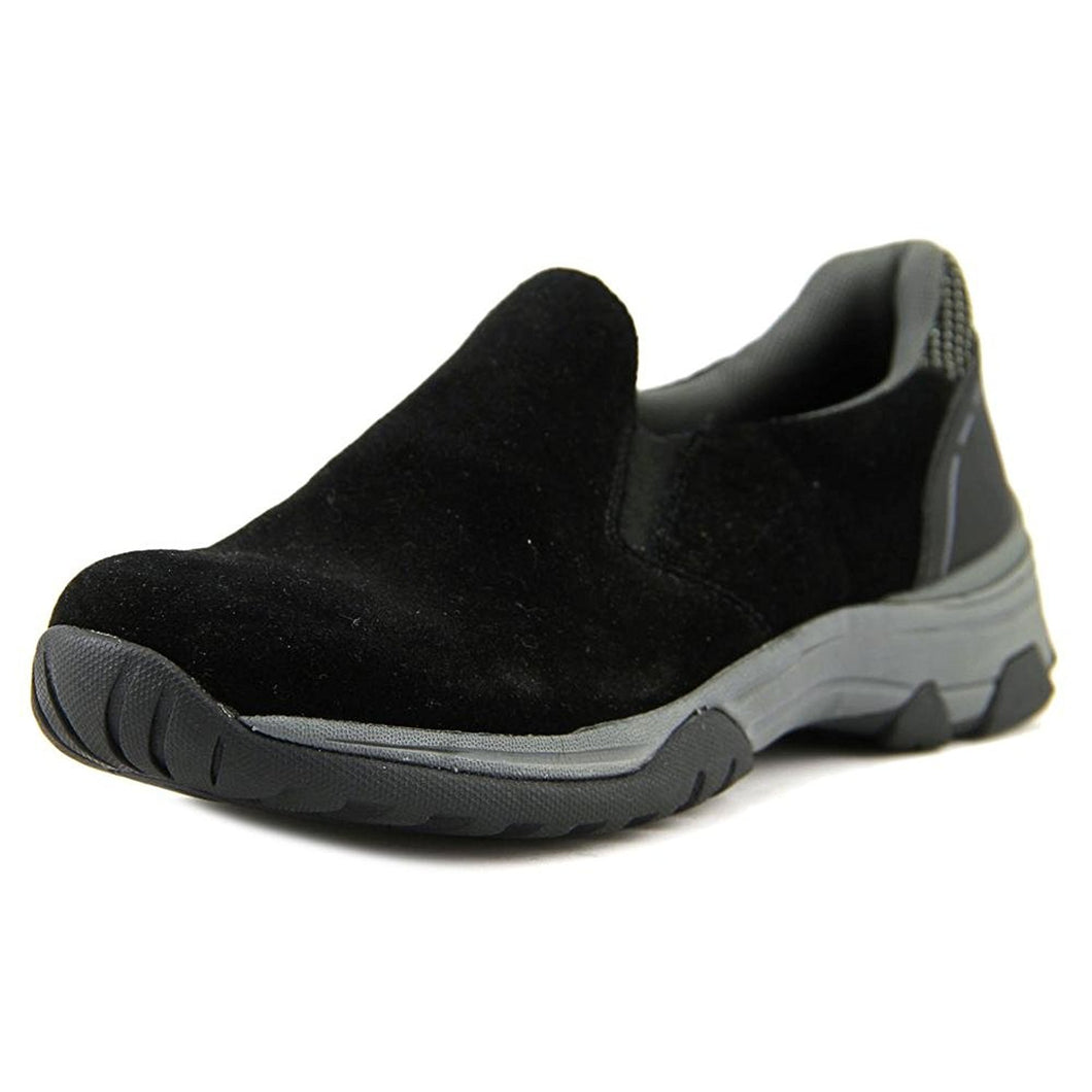 BareTraps Bare Traps Womens Jacoby Leather Low Top Slip On Running Sneaker