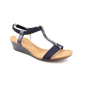 Alfani Womens Voyage Open Toe Casual Slide Sandals
