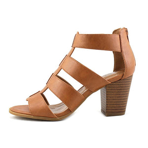 Style & Co. Womens Janinaap Open Toe Casual Strappy Sandals 10