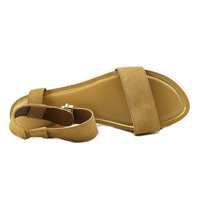 Bar III Womens Victor Fabric Open Toe Casual Slide Sandals