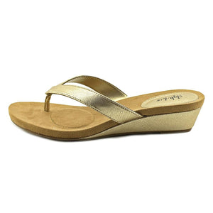 Style & Co. Womens Haloe2 Open Toe Casual Slide Sandals