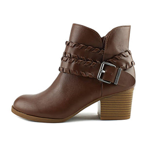Style & Co. Womens Dyanaa Closed Toe Ankle Fashion Boots 6.5