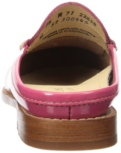 G.H. Bass & Co. 71-22809 Women's Wynn Open Back Fashionable Stylish Mule Shoe