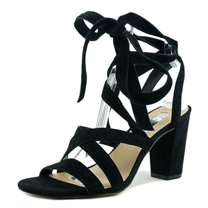 INC International Concepts Womens Kailey Leather Open Toe Casual Strappy Sand.