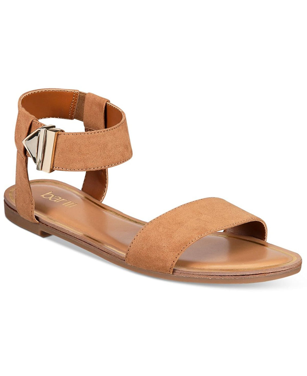 Bar III Victor Two-Piece Flat Sandals