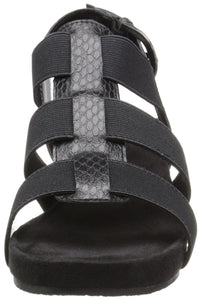 Aerosoles Women's Lightscape Stylish Fashion Wedge Sandal - Boss Lady Shop Luxurious memory foam footbed, along with aerosoles core comfort technology, put your comfort . Fashionable and Stylish women's sandal for hardly use. Its will make you free, positive and comfort. Low high sandal for outside and home .