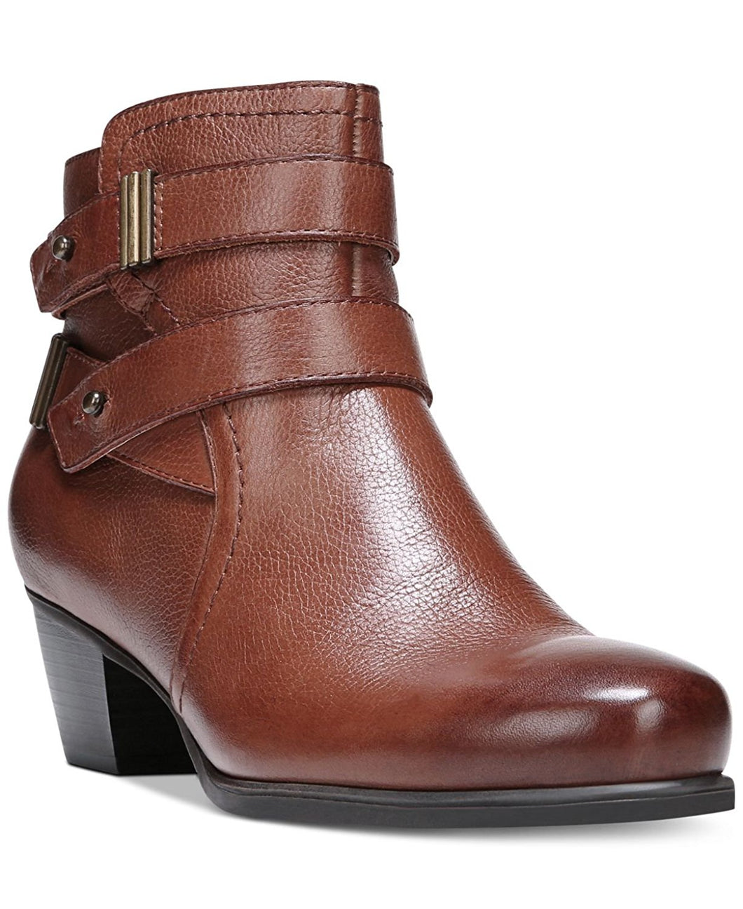 Naturalizer Kepler Ankle Boots 9 W, Banana Bread