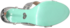 Blue by Betsey Johnson Women's Sb-Jenna Dress Sandal