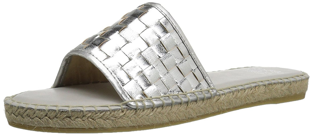 André Assous Women's Sari Espadrille Fashionable Stylish Slip on Sandal 10 M US