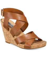 INC International Concepts Womens Landor Open Toe Casual Platform Sandals