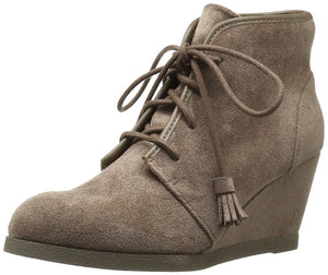 Madden Girl Women's Dallyy Ankle Bootie 5.0