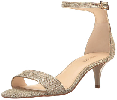 Nine West Women's Leisa Fabric Dress Sandal