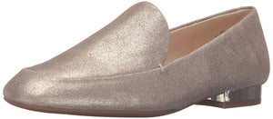 Nine West Women's Xalan Metallic Ballet Flat
