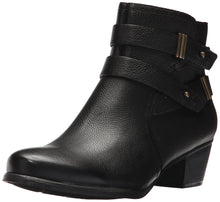 Naturalizer Womens Kelper Leather Closed Toe Ankle Fashion Boots