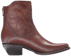 FRYE Women's Shane Embroidered Short Western Boot