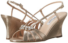 Nina Women's Viani Wedge Sandal 7.5 M