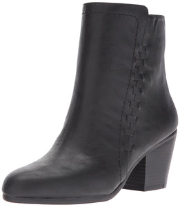 Aerosoles Women's Vitality Moto Black Fashion Stylish Bootie - Boss Lady Shop