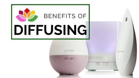 Benefits of Diffusing Essential Oils | doTERRA | Custom | Wellness by Ellie