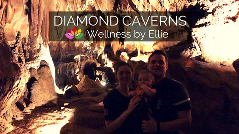 Exploring Diamond Caverns | Wellness by Ellie | Healing Crystals