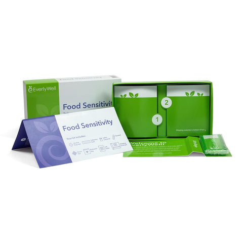 Everlywell Food Sensitivity Testing At Home, Certified health coach