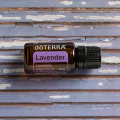Lavender Essential Oil | doTERRA | Wellness by Ellie