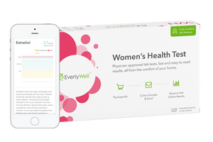 EverlyWell Women's Health Testing + 30 min Consultation