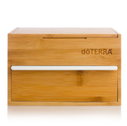 ... DoTERRA Bamboo Essential Oil Storage Box
